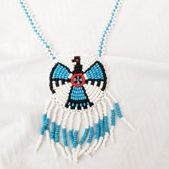 Jewelry - Multi Color Bead Necklace.